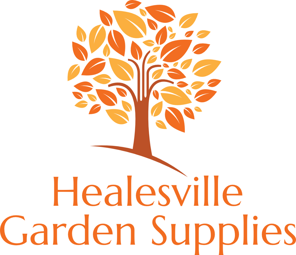 ... Healesville Garden Supplies. Logo